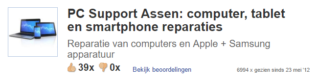 pc supoort assen computerservice